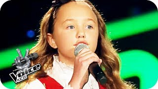 the beatles blackbird zoé loes the voice kids 2017 blind auditions sat1