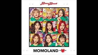 Gambar cover MOMOLAND - BBoom BBoom (Speed Up) | KPOP AREA