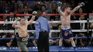 GGG vs. Canelo Post-Show, Fightful.com Podcast (9/16), De La Hoya, Saunders, Adelaide Byrd thumbnail