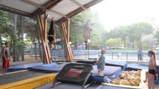 Italy-Gymnastics training camp 2012