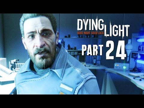 Dying Light Walkthrough Part 24 - CAMDEN (GRAPPLING HOOK GLITCH) - (FULL GAME) 1080p PC PS4 Xbox One