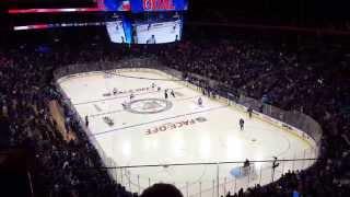 New York Rangers Goal @ Madison Square Garden
