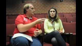 FESTA & FAMA entrevista Rachel Ripani CABARET LUXÚRIA 1/4