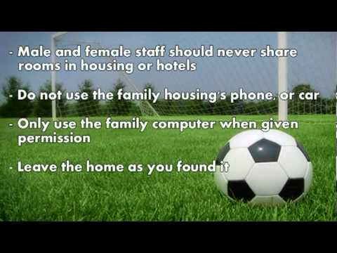 UK International - Code Of Conduct - Family Housing
