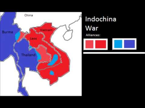 AW #1 Indochina war