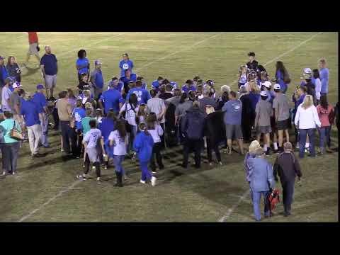 Chambers Academy vs Lee-Scott Pee Wee and JV Football