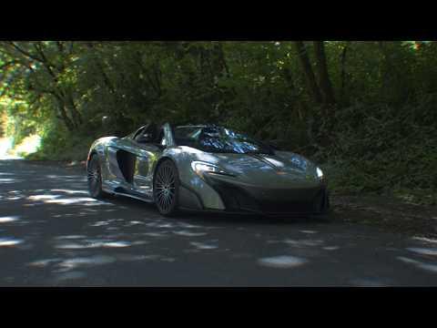 McLaren Seattle Highlighting The 2016 McLaren 675LT