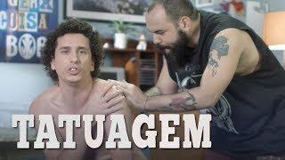 Fala galera! Tatuagem é coisa séria... e por isso, fiz um vídeo sen...