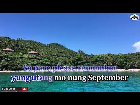 Utang mo pumo Forever (Closer Tagalog Karaoke version)