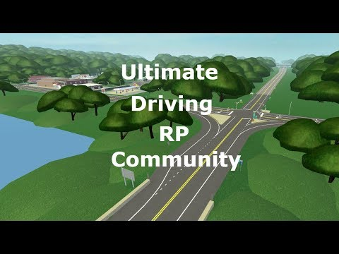 Ultimate Driving RP Community Is Finally Here! [Advertisement!]