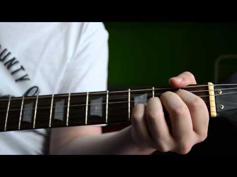 Draußen vor der Tür - Die Toten Hosen - Guitar Cover + Chords (Beschreibung)