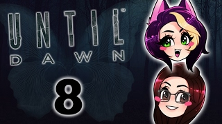 ►Until Dawn w/ GirlGamerGab► PART 8 - Kitty Kat Gaming