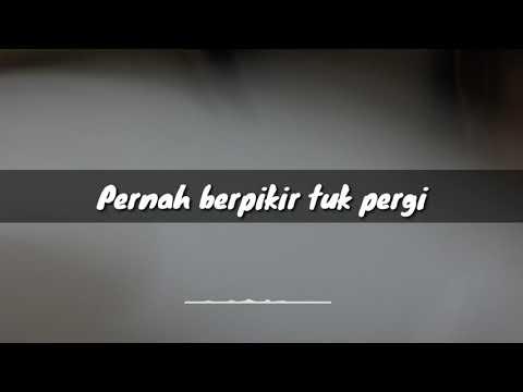 SLANK - KU TAK BISA | LIRIK (cover by lara)