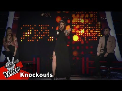 Rachel Cassar - Big Spender | 3o Knockout | The Voice of Gre