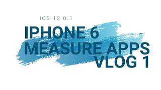 REVIEW: IPHONE 6 IOS 12.0.1 MEASURE APPS HILANG?!