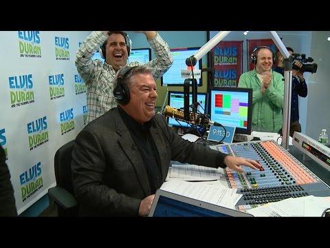 Radio Host Elvis Duran's Uncensored Take on Hollywood