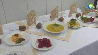 Конкурс армейских поваров