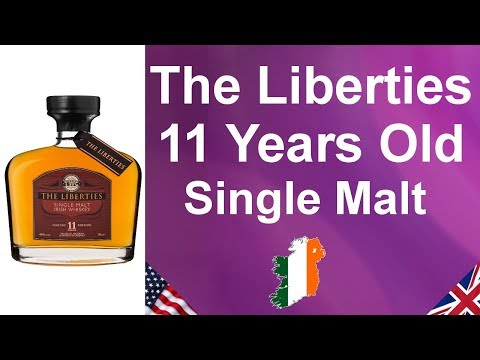 The Liberties - 11 year old Single Malt Irish Whisky from Teeling review # 119