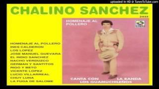 Chalino Sanchez Con Banda Los Guamuchilenos -  Homenaje Al Pollero (1990)