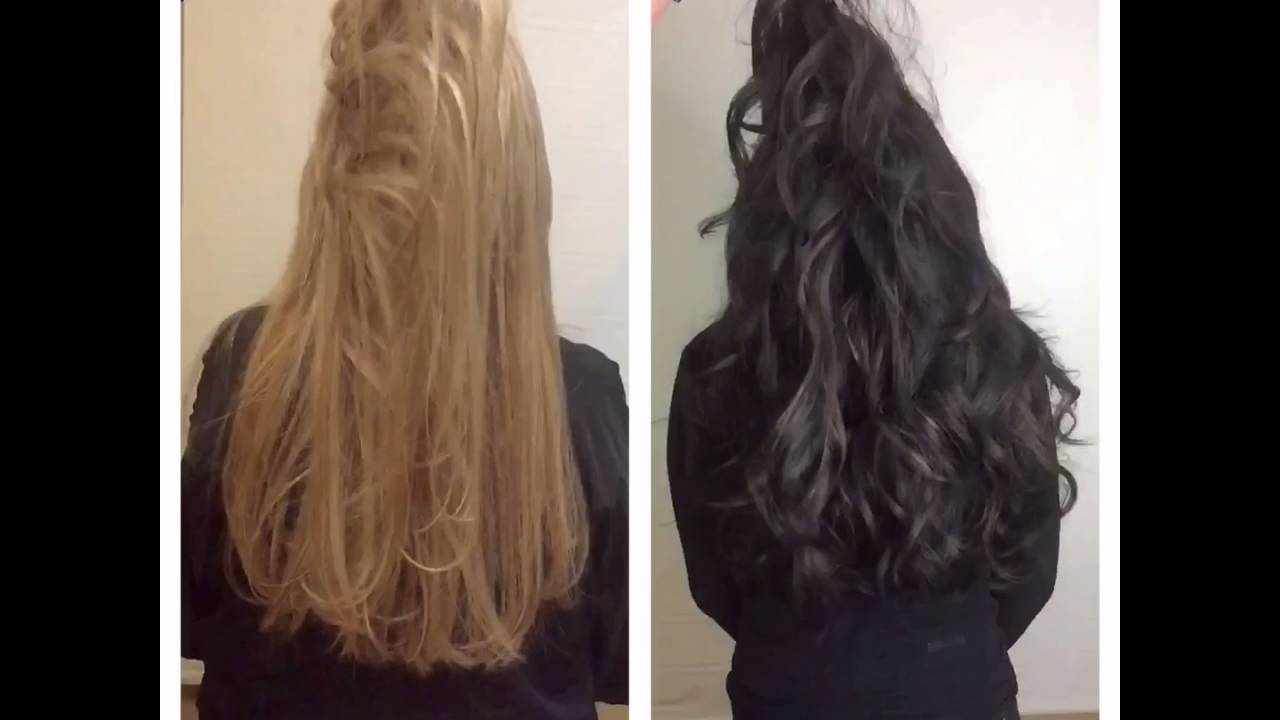 Great Lengths And Socap Hair Extensions Youtube