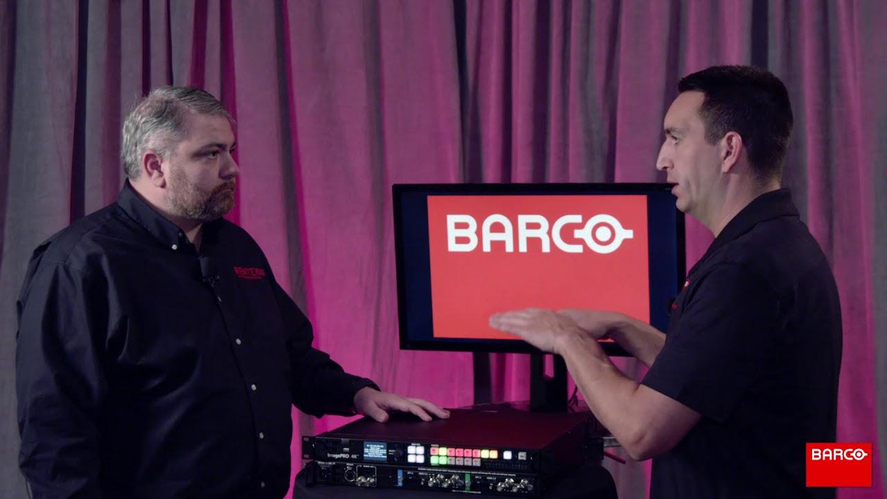 Barco ImagePRO-4K - Rentex
