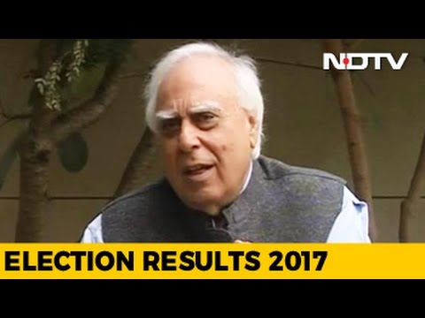 Rahul Gandhi Should Not Be Blamed For Failure Of Congress In UP, Says Kabil Sibal