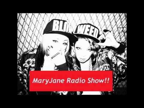 "MaryJane Radio Show ""CAMOFLAG""vol.24"