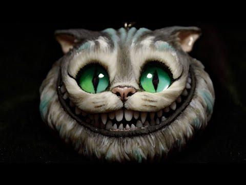❤1❤Cheshire Cat inspired by Alice in Wonderland Tim Burton ❤reupload❤