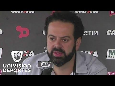 El Atlético de Mineiro no viajará para jugar ante Chapecoense aunque sea sancionado