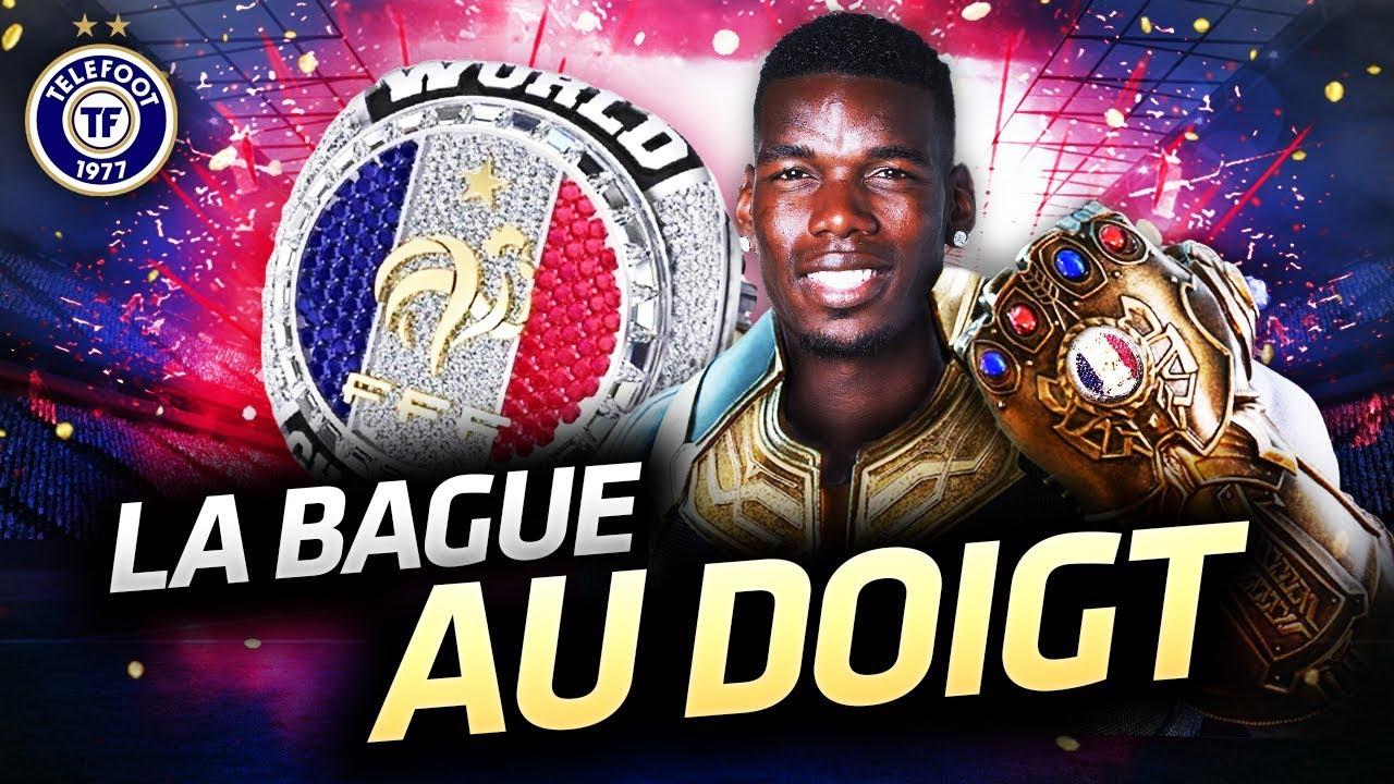 Pogba grand seigneur, Vinicius fan de Neymar – La Quotidienne #437