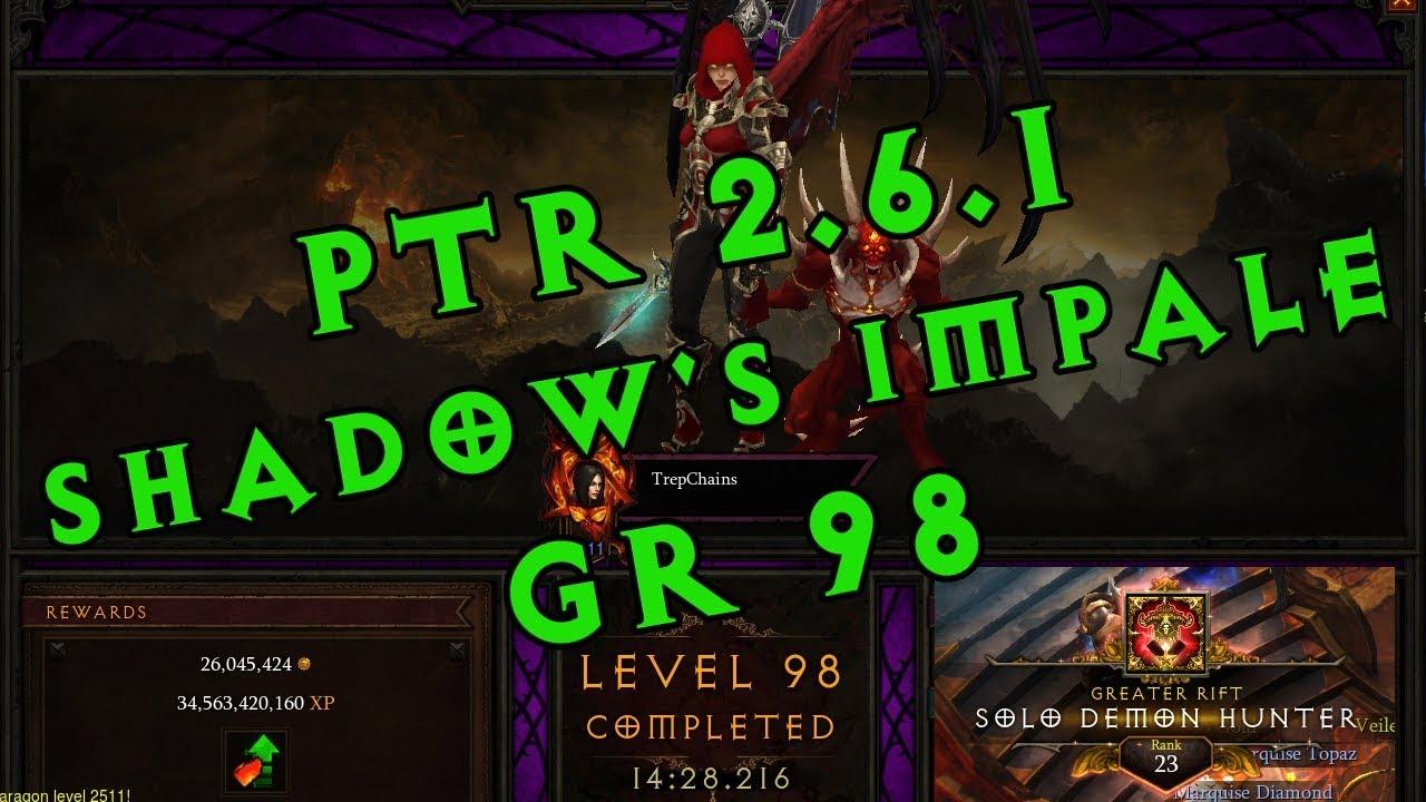 Diablo  S Shadow Impale Build