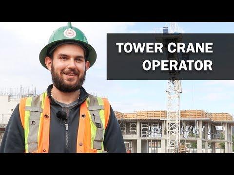Crane Operator Careers In Construction