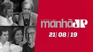 Jornal da Manhã 2a. Edição  - 21/08/19