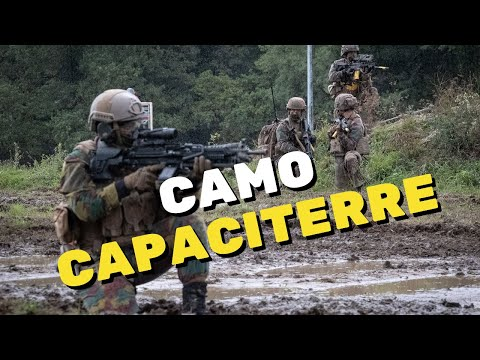 Partenariat France-Belgique - Présentation des capacités de l'armée de Terre