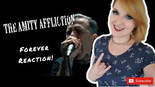 THE AMITY AFFLICTION - Forever (Official Music Video) | REACTION