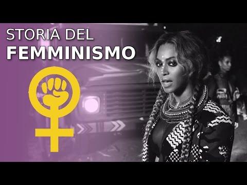 STORIA DEL FEMMINISMO INTERNAZIONALE