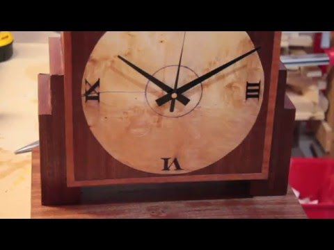 How to Make Mantel clock DIY