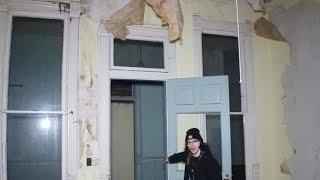 Abandoned Victorian Speakeasy! LIVE GHOST HUNT! [MASSIVE]