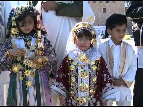 National costume of Libya?