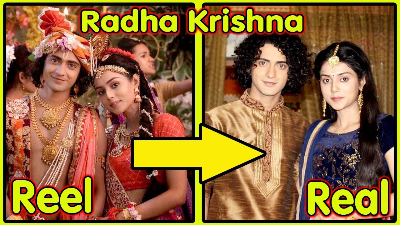Download Real Love Partner and Family of Radha Krishn Cast