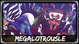 Undertale Remix SharaX Megalotrousle