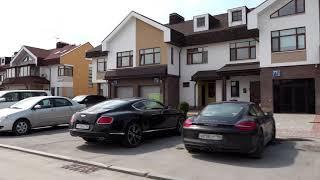 Russian Suburbs | Where Rich Russians Live