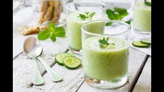 De voordelen van komkommersap