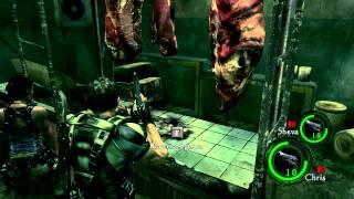Resident Evil 5 PC Co-Op w/ DRJ pt.1