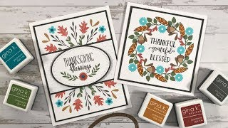 Late Summer Release & Autumn Wreath Builder