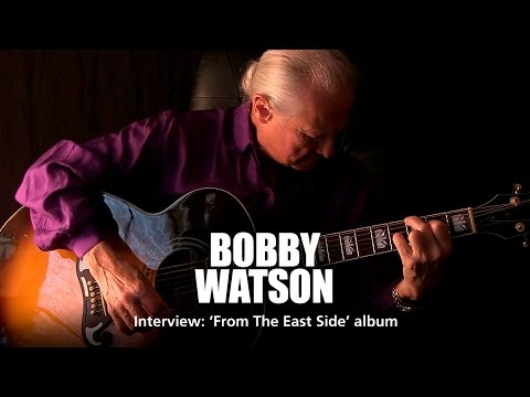 Bobby Watson Interview: 'From The East Side' album