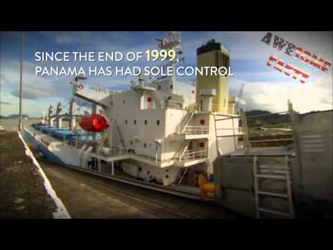 7 Fascinating Facts About the Panama Canal part 1 Awesome Facts