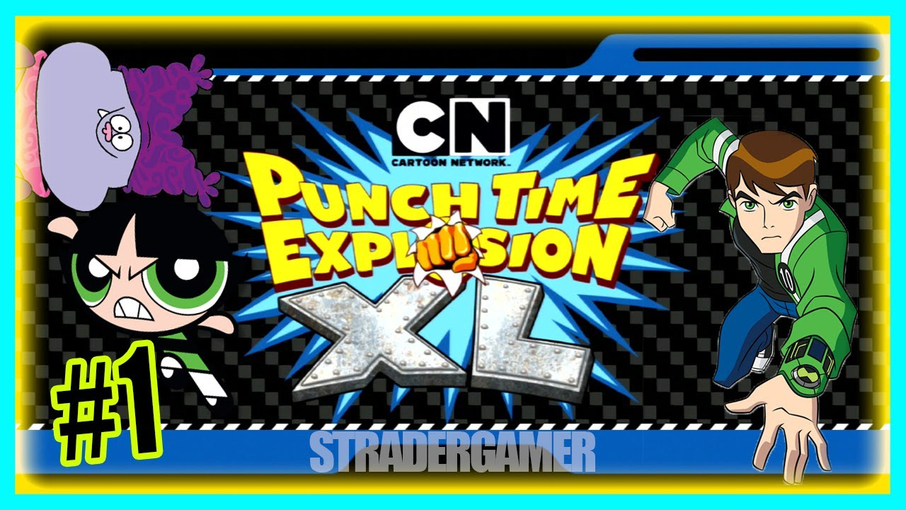 Las Dimensiones Colapsan En Cn Cartoon Network Punch Time Explosion Xl En Espanol 1 Youtube