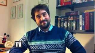Valerio Manisi autore e inteprete della commedia dedicata a San Ciro  La Foc'ra it, San Ciro 2014, l