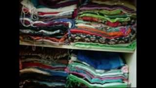 My Hijab and Hijab Pin Collection 1 (re-upload) Thumbnail